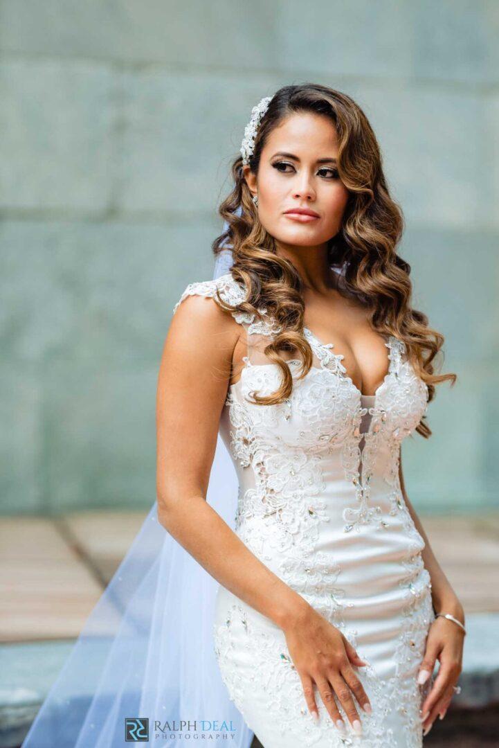 gorgeous Philadelphia bride