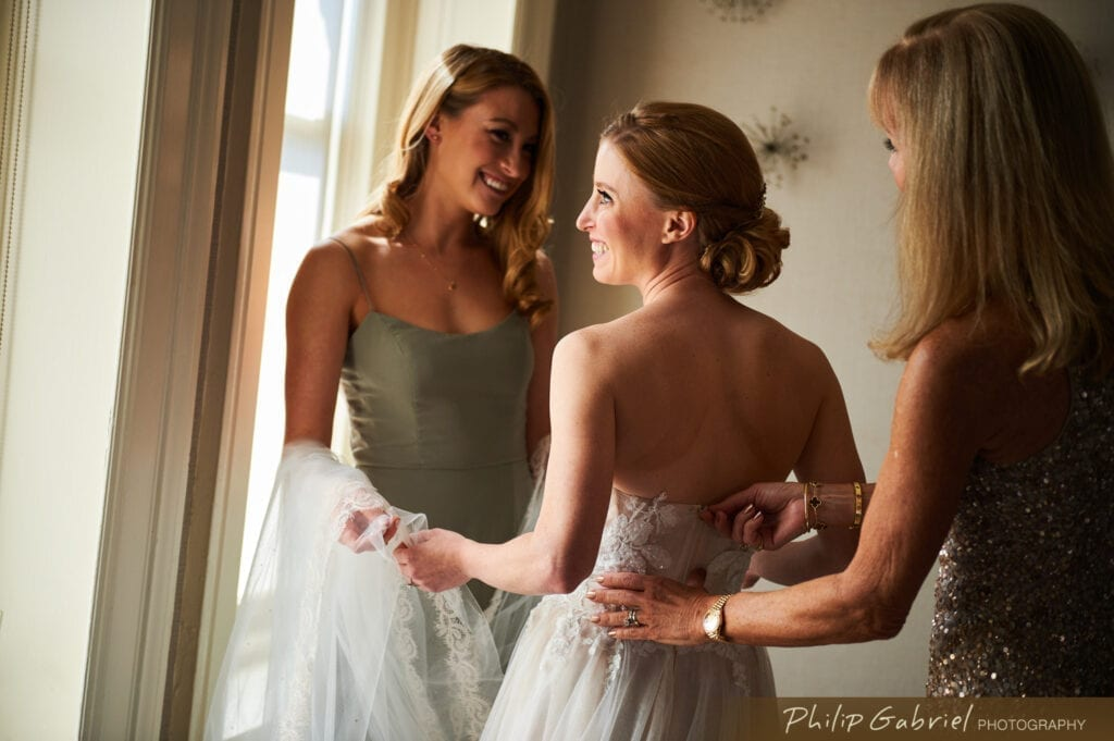 Bellevue Hotel Philadelphia bride