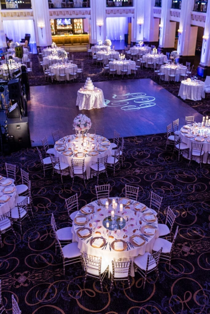 Ballroom at the Ben in Philadelphia