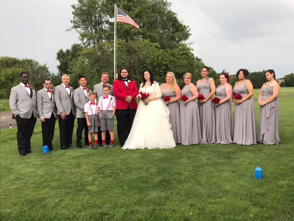 Valleybrook Country Club in Blackwood, NJ wedding