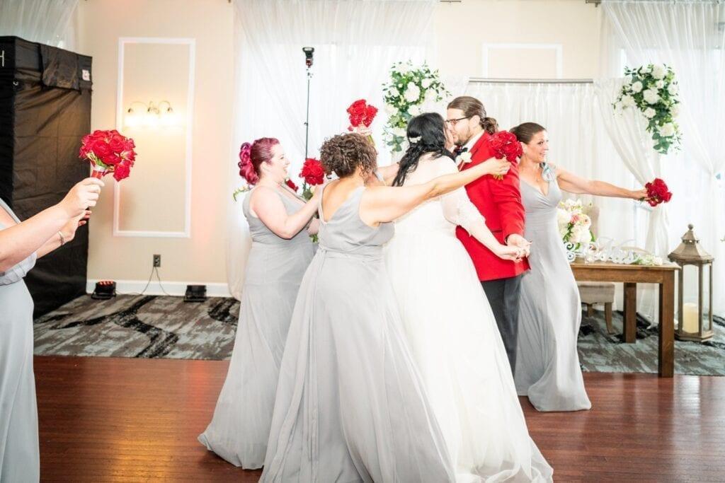 Blackwood, NJ wedding