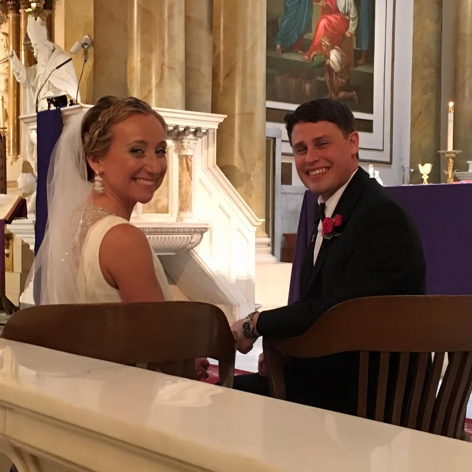 Incredible wedding in Philadelphia