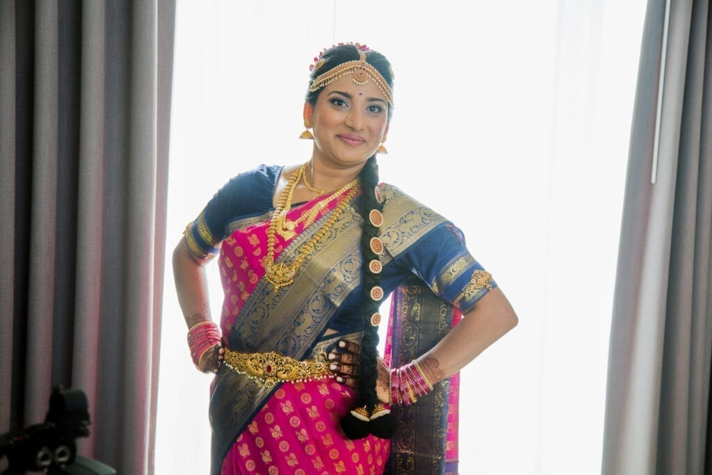 Beautiful Philadelphia Hindu wedding